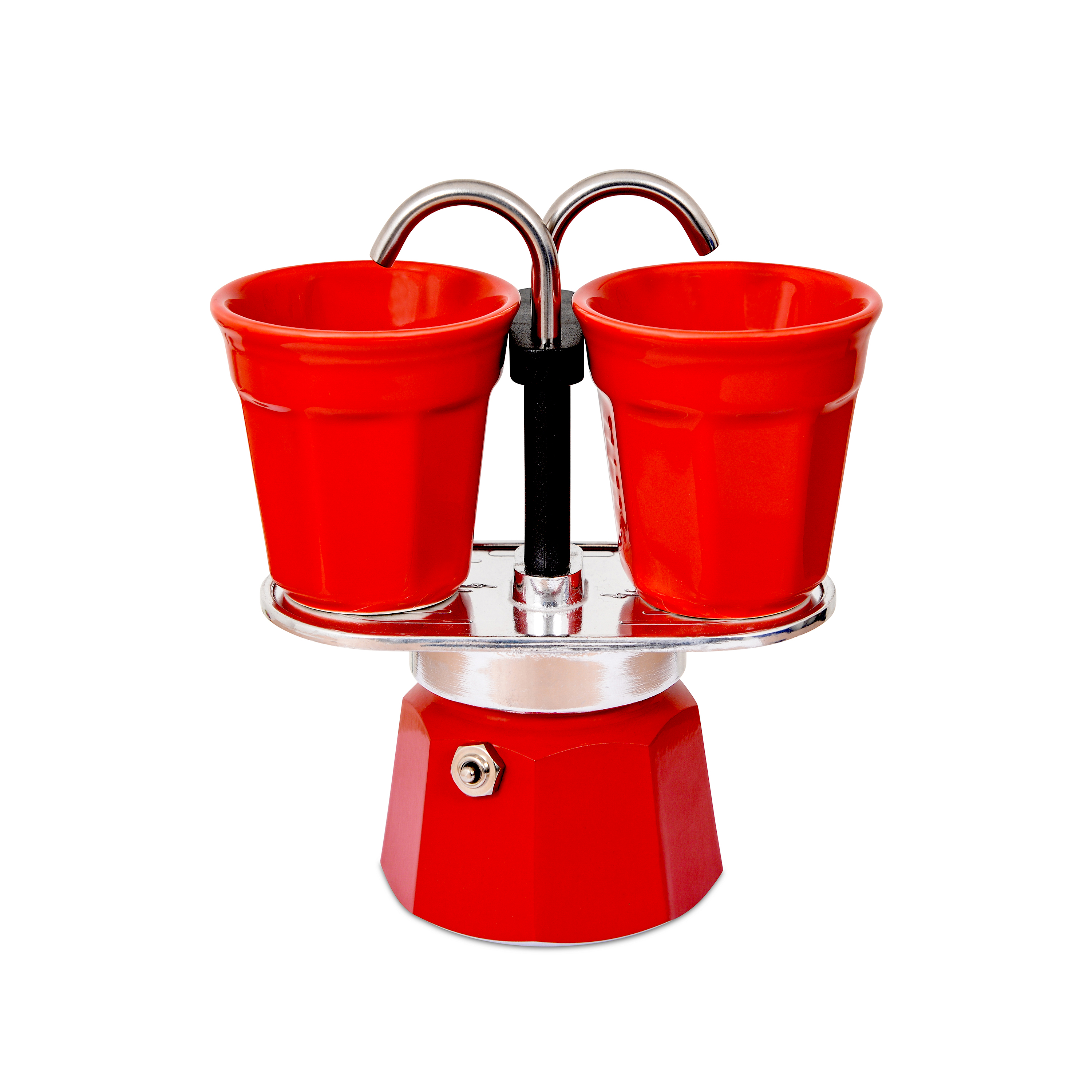 Image of Bialetti Mini Express Double Stovetop