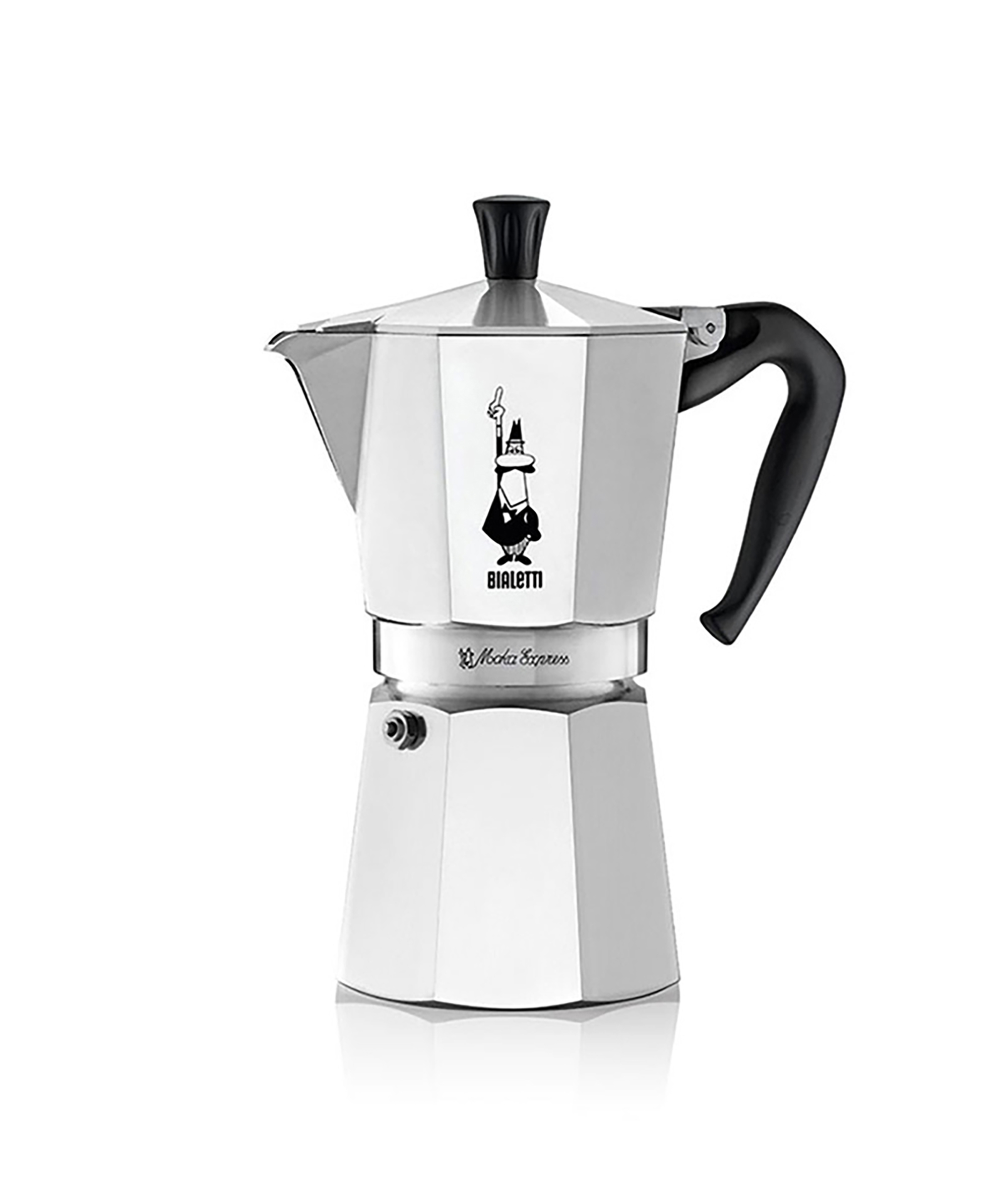 Image of Bialetti Moka Express 6-Cup Stovetop