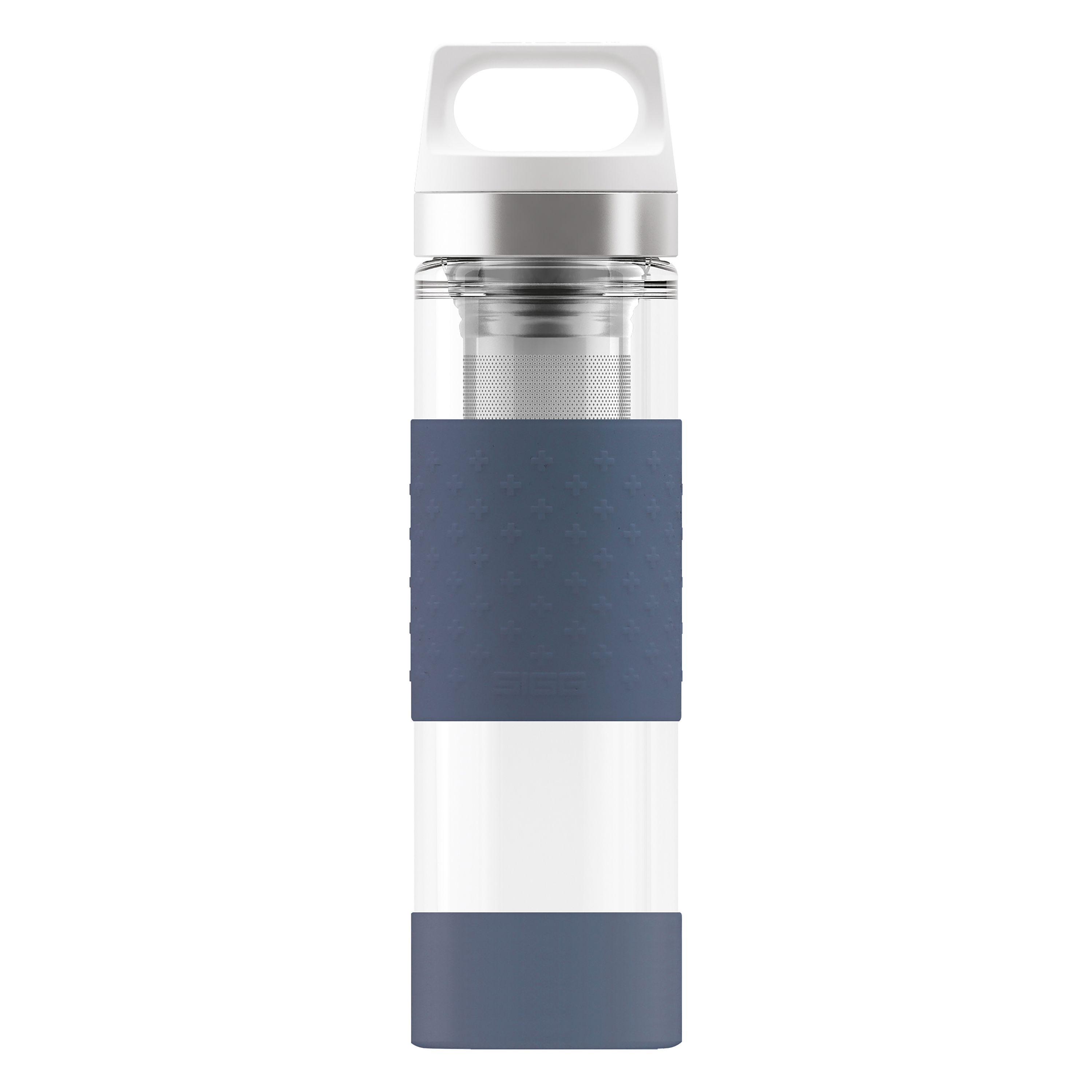 Blue Sigg Hot and Cold Brew Bottle