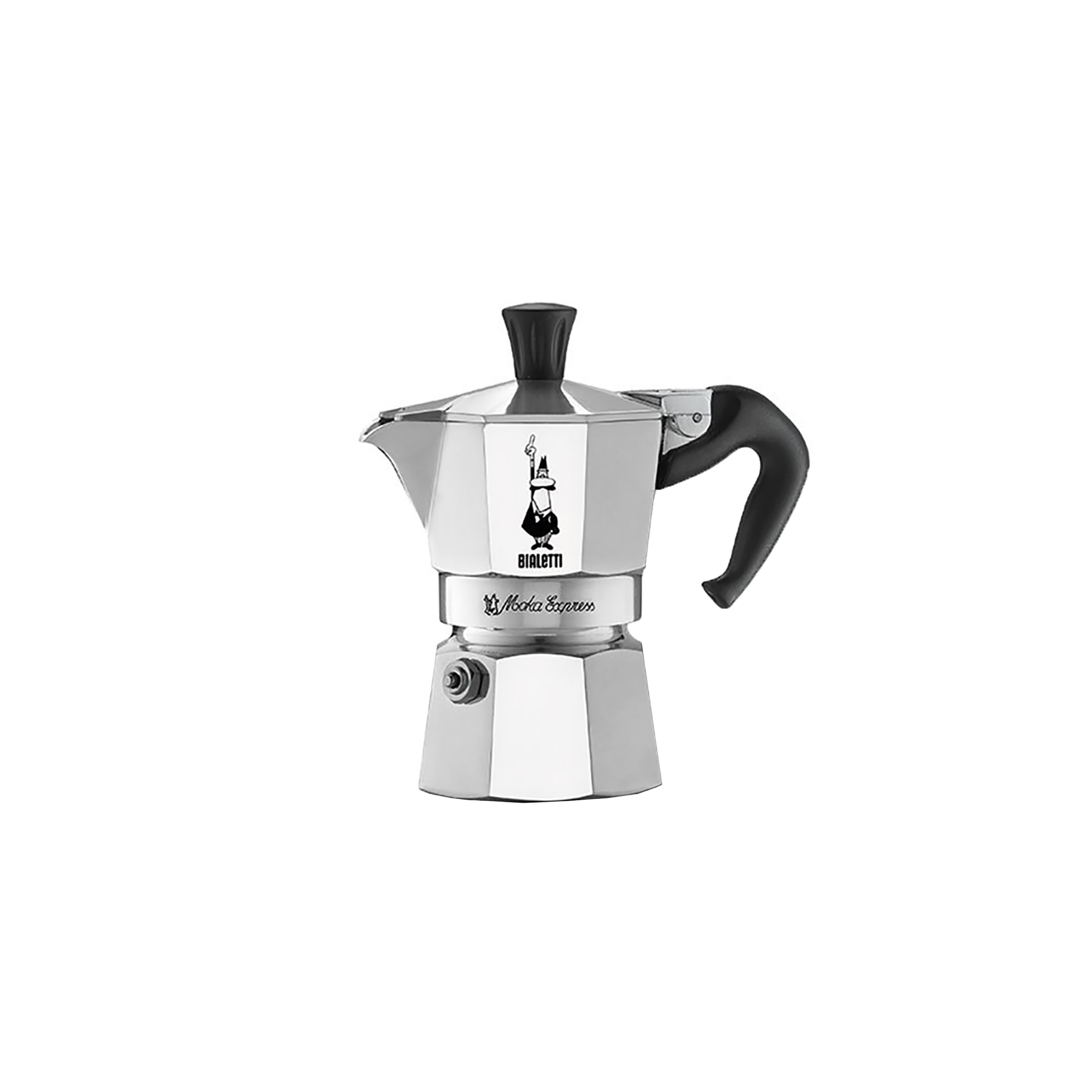 Image of Bialetti Moka Express 3-Cup Stovetop
